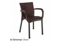 Rattan Armchairs and Chairs Series