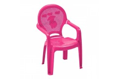 Plastic Kid Armchair