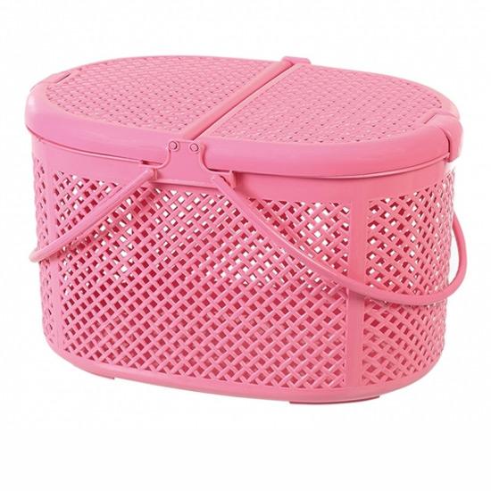 Plastic Picnic Baskets