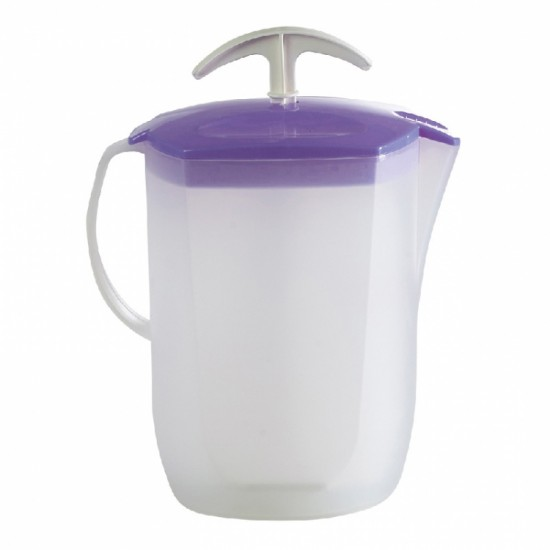 Cornered Pitcher with Churn(3 Lt)